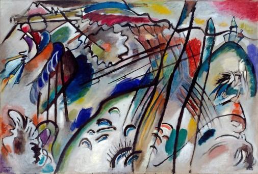 Improvisation.28.1912.Kandinsky