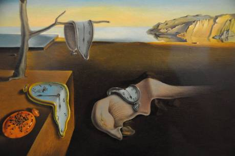 La persistencia de la memoria 1931 Dalí