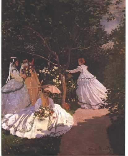 Monet_-_Frauen_im_Garten.1886